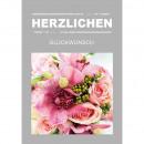 Cards L'Home size 52x74mm, clip & cello, 1